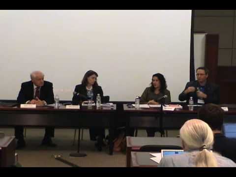 World Intellectual Property Org. Conference Panel 7
