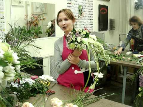 Отзыв о курсах флористики Елены Ивановой