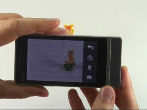 HTC Touch Diamond 2 Test Kamera
