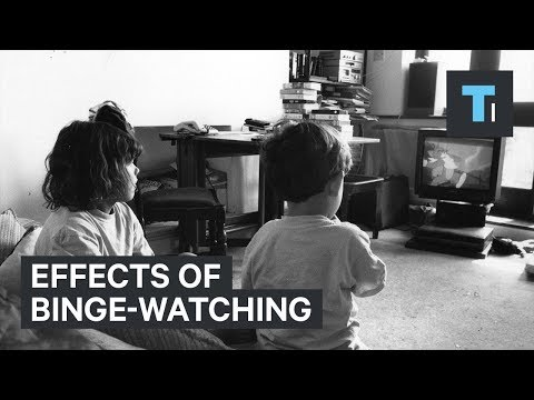 What happens to your body when you binge-watch too much TV