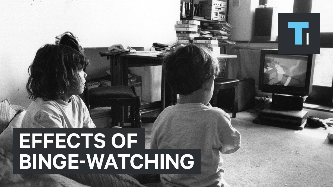 watching television is bad for us Watching tv in moderation and under parents' guidance is good for children entertainment and learning but it is important that parents keep a check on the channels that their children watch and the amount of time being spent on watching tv.