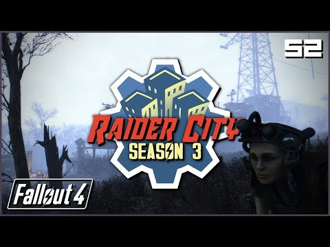 Raiderfying Raider City | Fallout 4 Sim Settlements [Modded] Episode 52