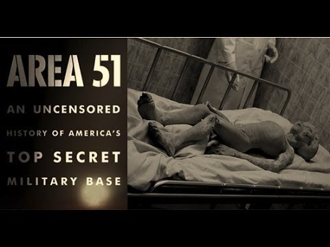 Secrets of Area 51: Fact or Fiction - Amazing Documentary TV