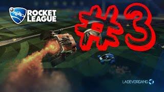 Ich treff den Ball nicht! :( | Rocket League #3 | 2on2