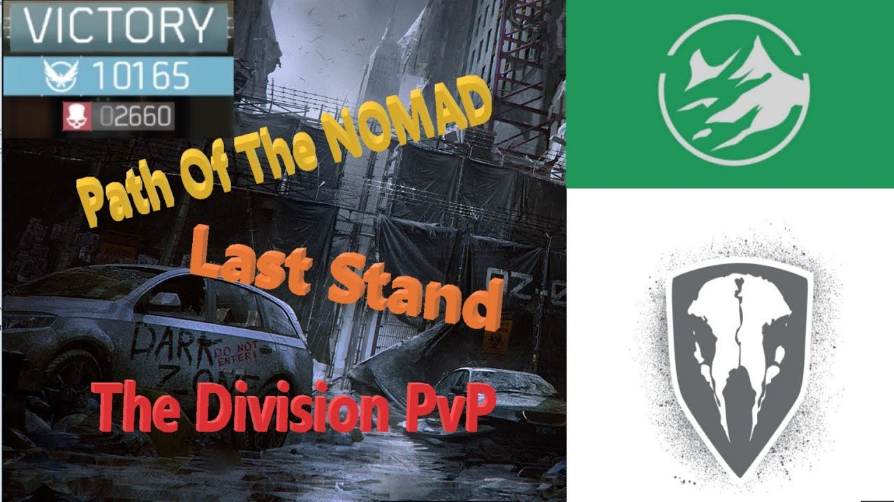 The Division Last Stand Build