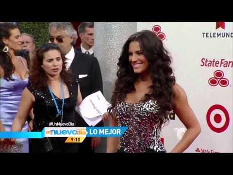 Gaby Espino Entre Las Mejores Vestidos En Latin Billboards (UND & ARV)