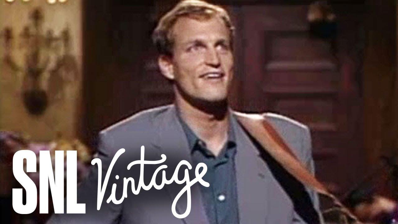 Woody Harrelson's Fame Monologue - SNL