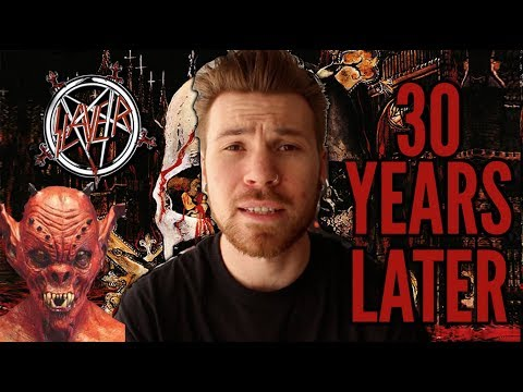 "SLAYER's ""South of Heaven"" is 30 Years Old! 