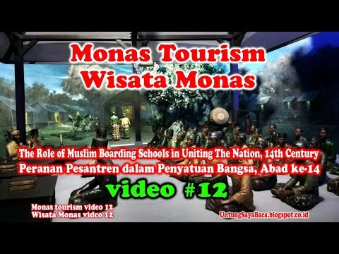 National Monument of Indonesia Tours 12 Role of Muslim Boarding Schools in Uniting The Nation