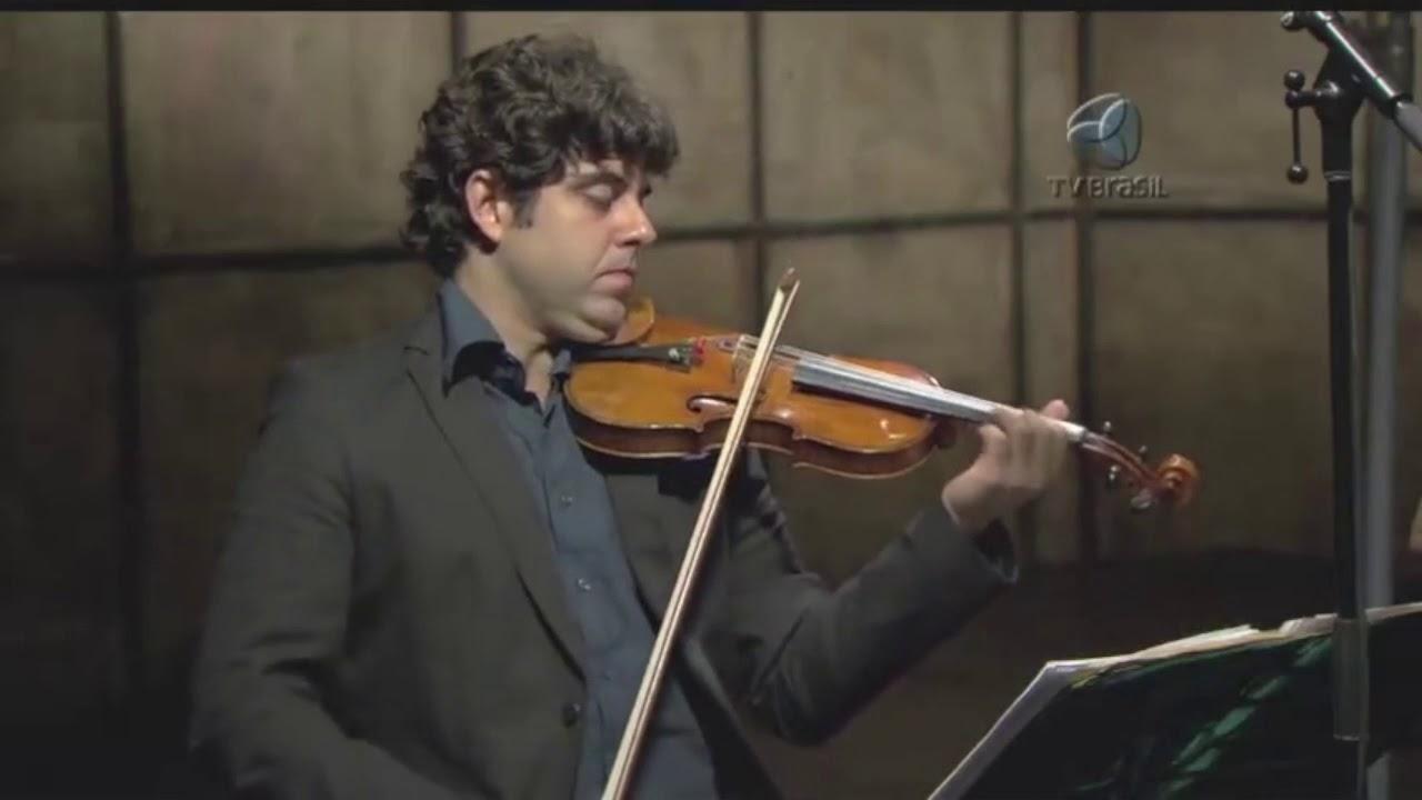 Quarteto da Guanabara - Villa-Lobos Quarteto nº5 (2º mov. selection)