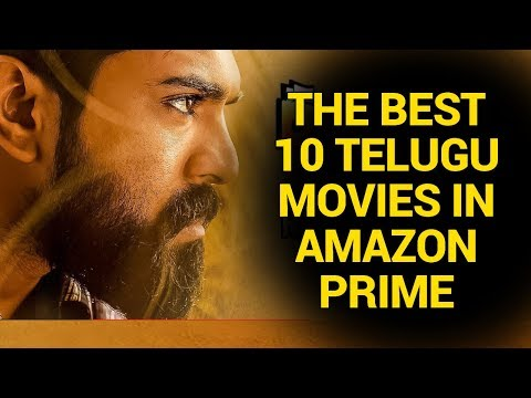 The Best 10 Telugu Movies In Amazon Prime - YouTube