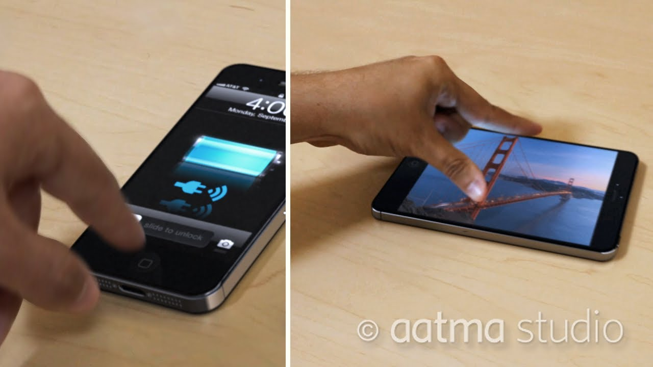 iphone 6 concept features youtube. Black Bedroom Furniture Sets. Home Design Ideas