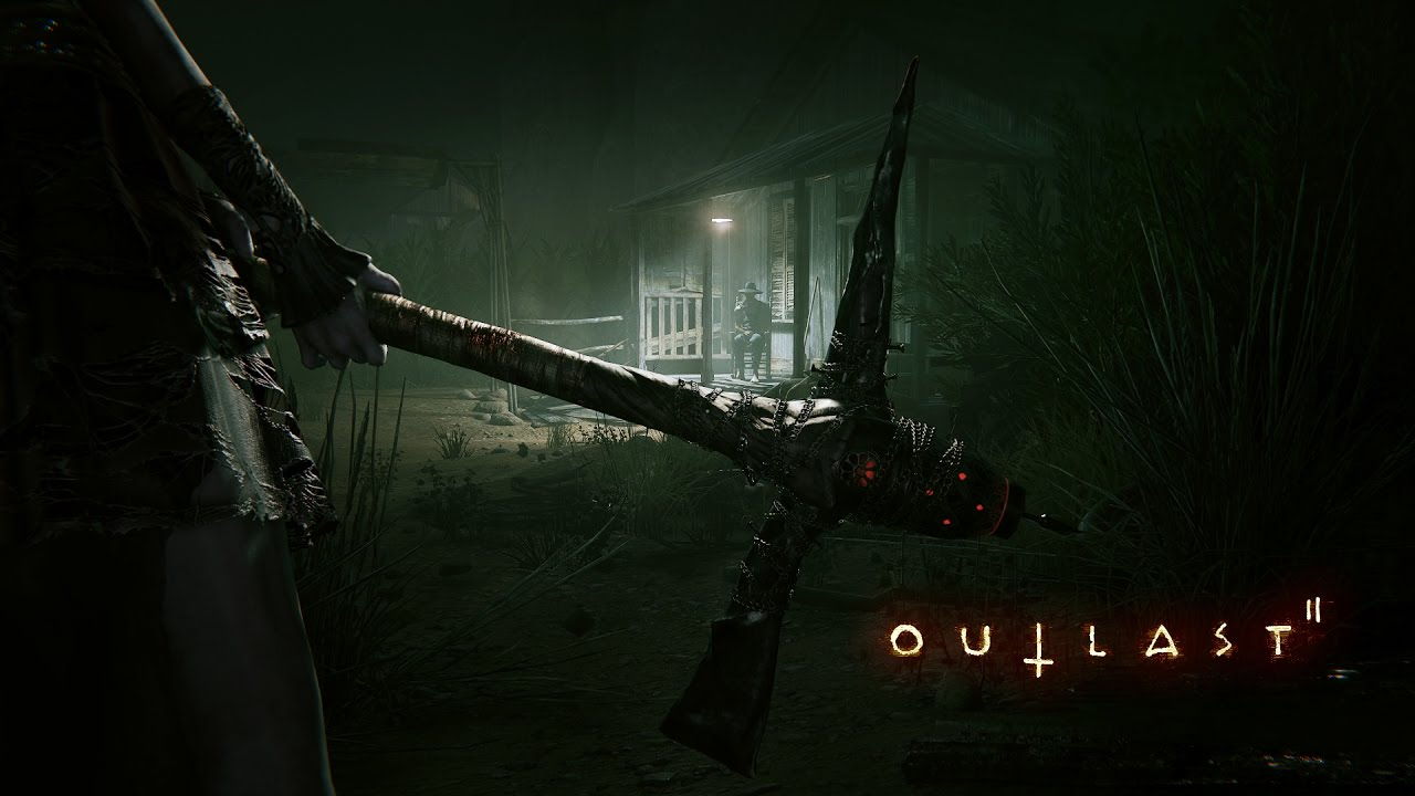 Jugar esto es masoquismo - Outlast 2 (Parte 1)