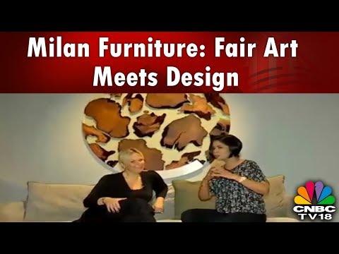 The Business of Design | Milan Furniture Fair: Art Meets Design | CNBC TV18