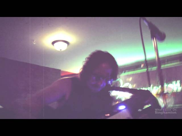 """Added a new video: """"FIRSTJASON """"You Better Run"""" and """"Toccata and Fugue""""  Fitzie's, Binghamton, NY"""