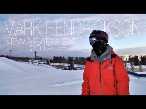 Mark Hendrickson New Years eve 2012