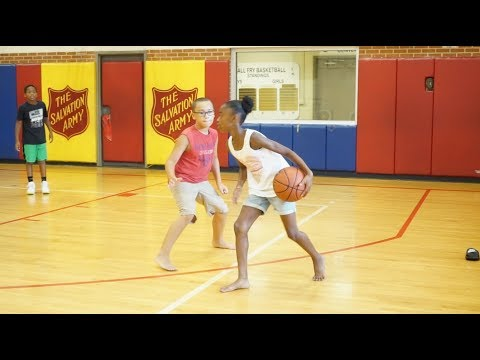 Salvation Army Fit Club: Healthy Activity (Bright Spots)