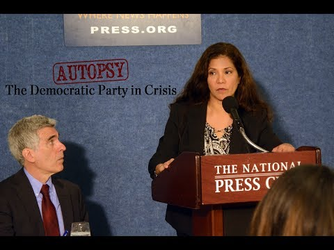 The Democratic Party in Crisis: News Conference 11-02-2017