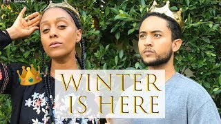 Tia Mowry Throws Elaborate Game of Thrones Watch Party #WinterIsHere