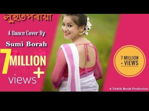 Luit Poriya || Priyanka Bharali ||  DANCE COVER BY SUMI BORAH ||