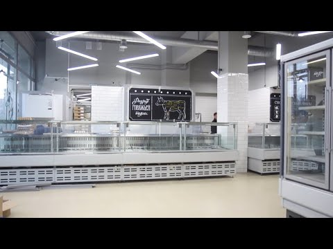 Мясной магазин в городе Санкт-Петербург. Выгодный бизнес на мясе. Тренды розничной торговли мясом.