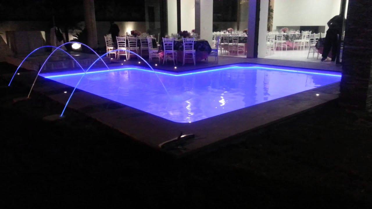 Tramonto piscina puerta de hierro youtube for Piscina puerta de hierro