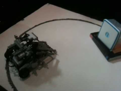 Hollerith - SumoBot Test 6 / 29March10