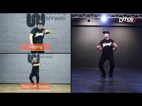 Dance2sense: Teaser - EEST - Shock Instrumental - Girl Slam