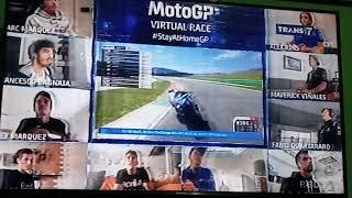 MotoGp Virtual Race #Stay At Home 4 April 2020