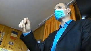 Oleg prezinta un remediu pentru pandemie