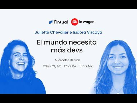 El mundo necesita más Devs - Le Wagon & Fintual