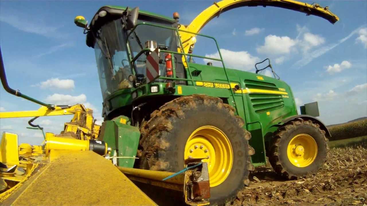 le point sur le mat riel agricole la r colte du ma s