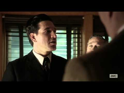 The Best of Rich Graff as Lucky Luciano, AMC's The Making Of The Mob