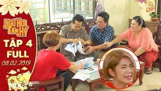 Phim Tết Ngũ Hợi Tấn Hỷ|Tập 4 full: Đàm Phương Linh khẩu chiến kịch liệt với cha vì theo đuổi đam mê