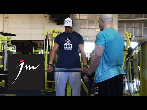 Joe's Gym: Back Workout | Joe Miller