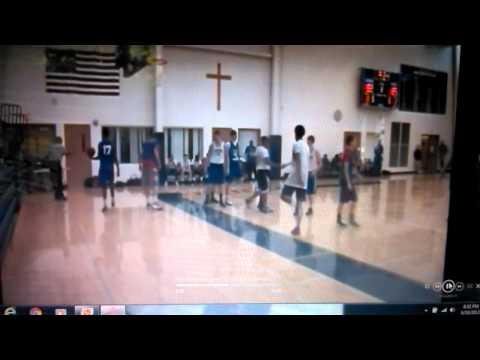 Felix Davis and Jalen Thomas AAU Highlights