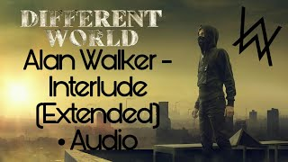Gambar cover Alan Walker - Interlude (Extended)   Audio