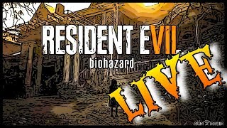 Resident Evil VII biohazard  Live With Waller Life Vlogs come hangout
