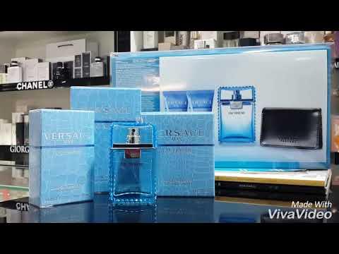 Versace Eau Fraiche фишка от Laguna Parfumes.