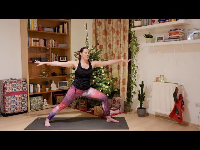 Yoga Tutorial videó - Hősi pózok