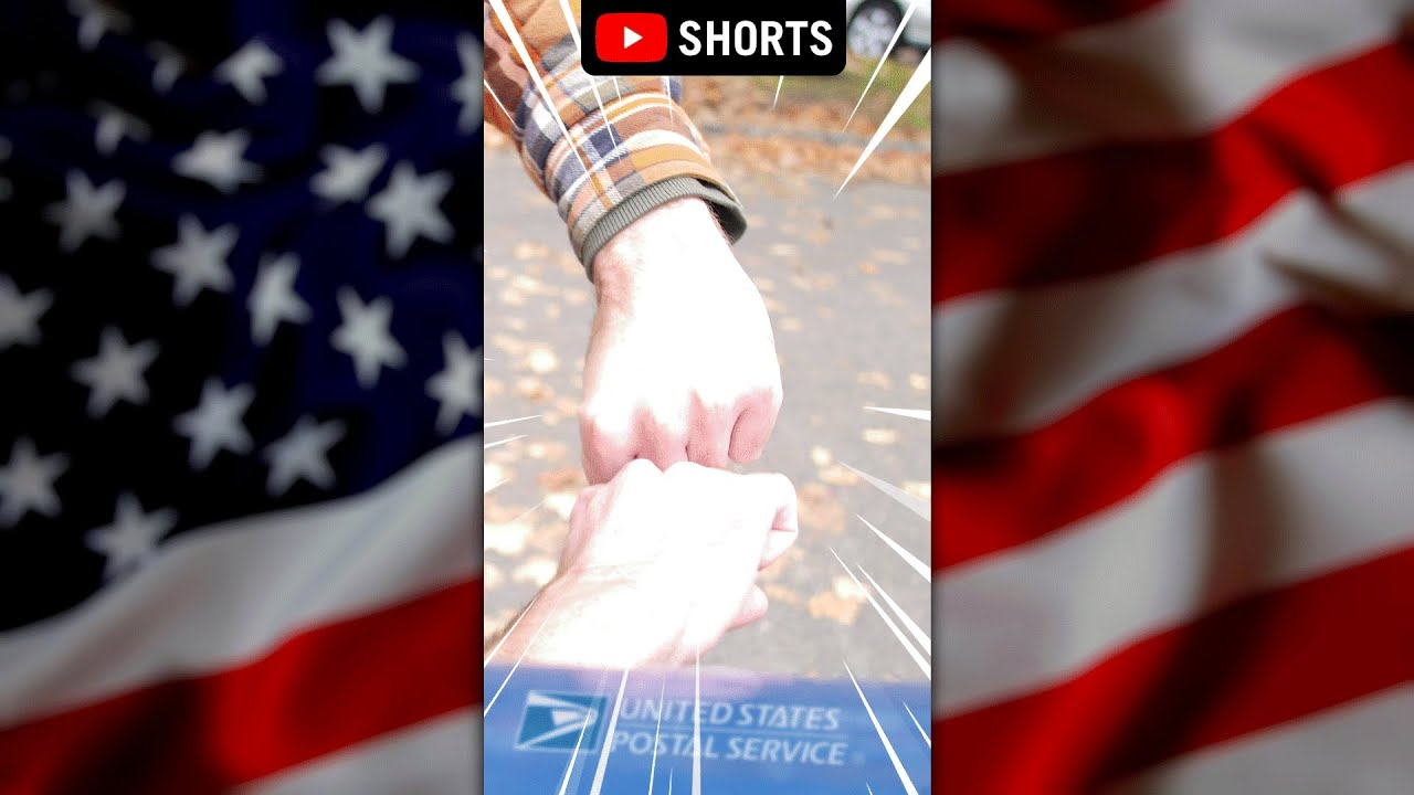 Shorts | USPS Saves Humanity... (they really did deliver!)