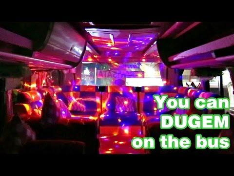INTERIOR KEREN Bus HTS Holiday | Bus Review