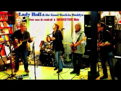 LADY ROLL  & the Good Rockin Daddys