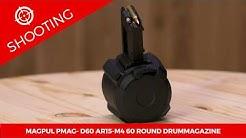 Magpul PMAG D-60 AR15/M4 60-Round Drum Magazine
