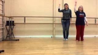 """""""Fame"""" Choreography - Hollywood to Broadway 2014/15"""