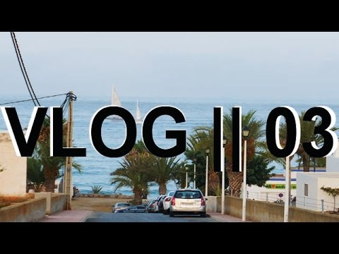 VLOG 03 || Holiday in Spain