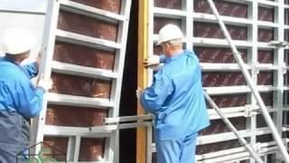 видео Аренда опалубки для фундамента, цена на съемную опалубку для фундамента