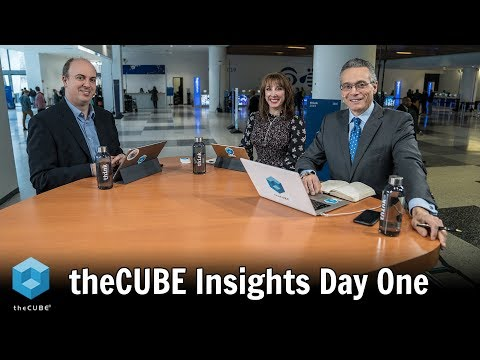 theCUBE Insights Day 1 | IBM Think 2019