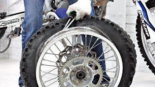 Шиномонтаж Эндуро и Кроссового Мотоцикла