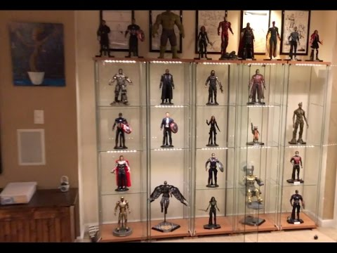 Episode 72 - My COLLECTION and ROOM TOUR - PART 1 - HOT TOYS, SIDESHOWS, ORIGINAL ART!!